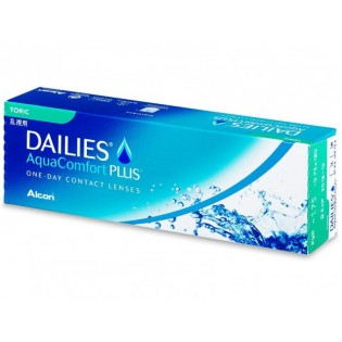 Alcon Dailies AquaComfort Plus Toric 30 čoček