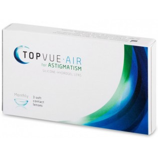 TopVue Air for Astigmatism (3 čoček)